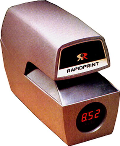 Rapidprint ARL-E Model